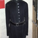 Photo:Ceremonial superintendants uniform - with leather belt.
