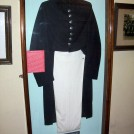 Photo:Original Brighton Police uniform (1830's).