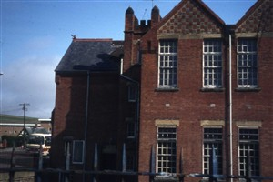 Photo:St Mark's School before