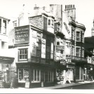 "Photo:S2623 - West Street No.9 ""Kings Head"" demolished 1934 - Nos. 10 to 18 demolished 1933"