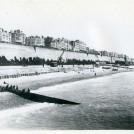Photo:388 - Madeira Drive bathing machines & Volk's Railway