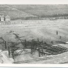 Photo:410 - Volk's Railway landing stage at Banjo Groin, 5 December 1896