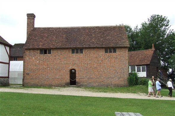 Photo:Building from Lavant, Sussex