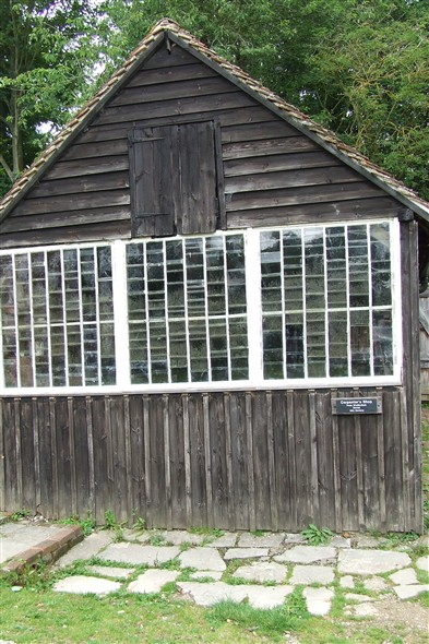 Photo:Carpenters shop from Windlesham, Surrey