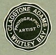 Photo:Gladstone Adams' stamp