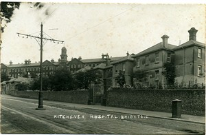 Photo:Brighton General Hospital as the Kitchener Hospital