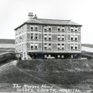 Photo: Illustrative image for the 'Nurses' Home at the Royal Sussex County Hospital' page