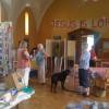 Page link: Bygones 10th Anniversary Display at St Cuthmans Church