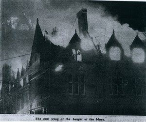 Photo: Illustrative image for the 'THE HOVE TOWN HALL FIRE - 8/9 JANUARY 1966' page
